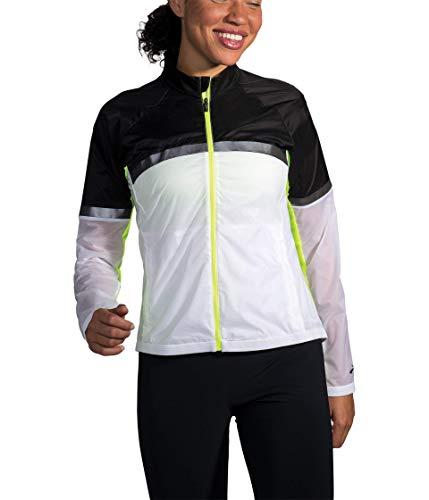 Brooks Women's Carbonite Jacket, Luminosity, XL (Women ;s 16)
