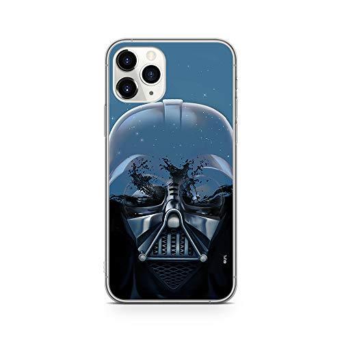 Ert Group SWPCVAD8458 Star Wars Cubierta del Teléfono Móvil, Darth Vader 026 iPhone 11 Pro