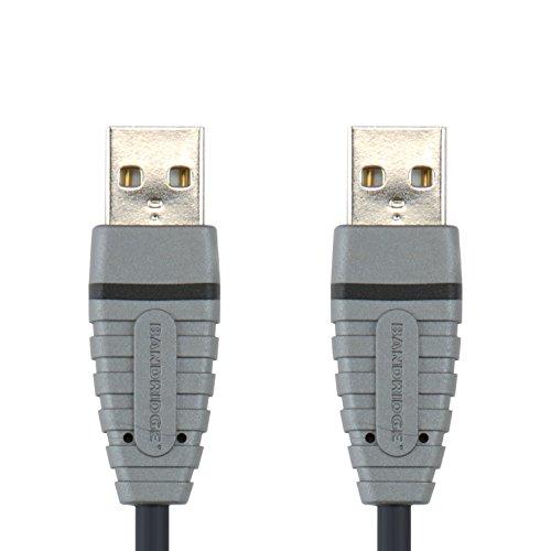 Bandridge BCL4802 Cable USB 2.0 A M