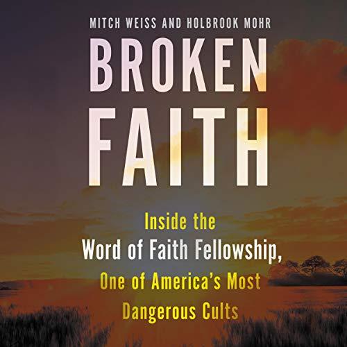 Broken Faith  By  cover art