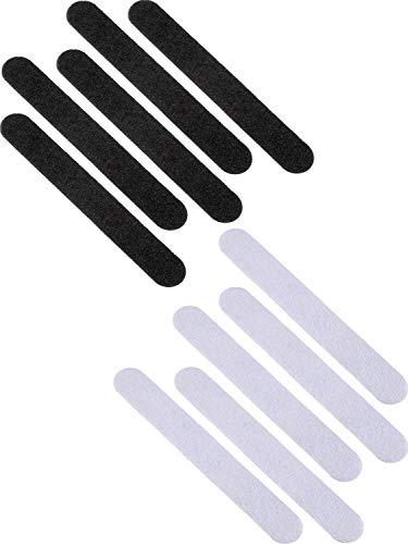 Lvcky 20-teiliger Hut mit Schweißband, schwarz und weiß