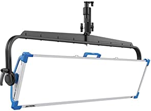 ARRI SkyPanel S120-C Manual LED Softlight with Edison powerCON Cable, 3m DC Cable, Standard Diffusion Panel, Blue/Silver