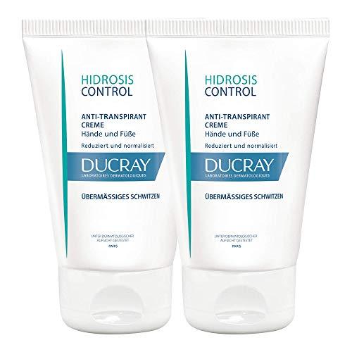 Ducray Hidrosis Control Anti-Transpirant Hand- u. Fu�creme,
