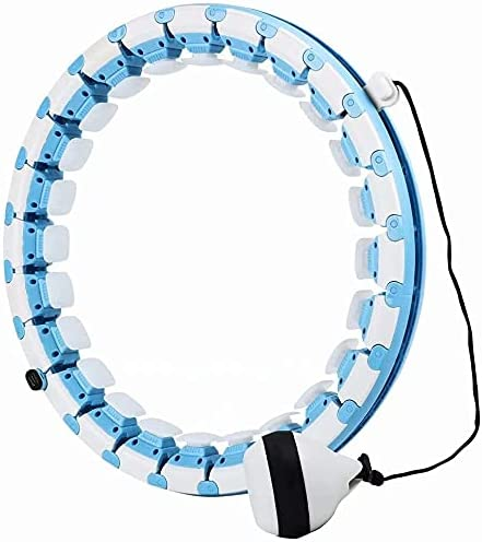 Hula Hoops for Adults Weight Loss Sections Detachable Weighte 24 Max 53% OFF Shipping included