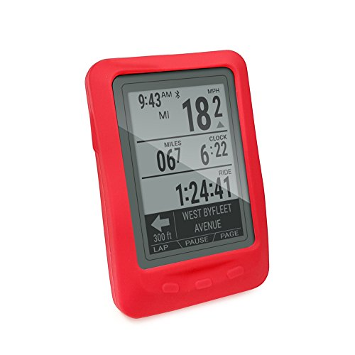 Silicone Case ELEMNT Red