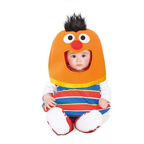 Barrio Sésamo Disfraz de Epi para bebé