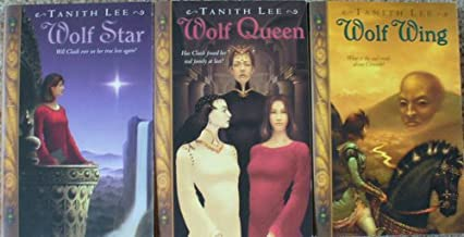 Wolf Star, Wolf Queen, Wolf Wing~3 Book Set~ (Claidi Journals, 2, 3, 4)