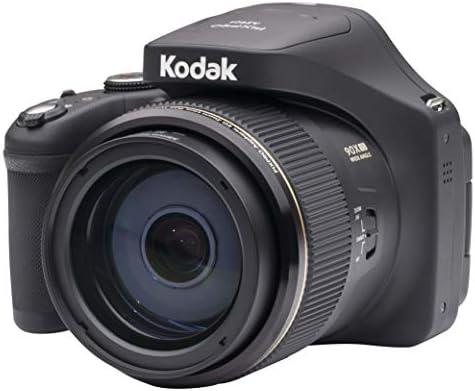 Kodak PIXPRO Astro Zoom AZ901-BK 20MP Digital Camera with 90X Optical Zoom and 3″ LCD (Black)