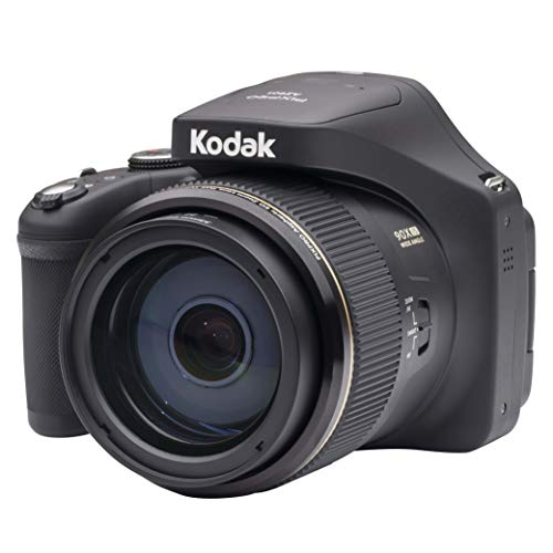 Kodak Astro Zoom Digital Spiegelreflexkamera, 20MP schwarz