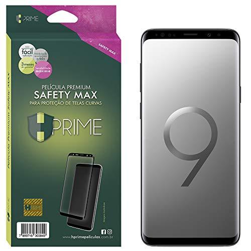 Pelicula Safety MAX para Samsung Galaxy S9 Plus, HPrime, Película Protetora de Tela para Celular, Transparente