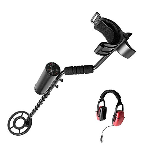 SuperEye 40 Meters Underwater Metal Detector for Adults with 8.6 Inches Waterproof Coil and Headphone, for Underwater...