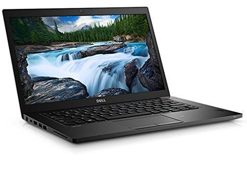 "DELL Latitude 7480 2.8GHz i7-7600U Intel Core i7 de séptima generación 14"" 1920 x 1080Pixel Negro ordenador portátil (reacondicionado)"
