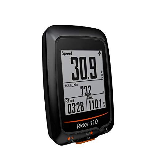 KOUPA Cuentakilómetros inalámbrico para Bicicleta, Cuentakilómetros de Ciclismo multifunción, Fácil de Instalar,...