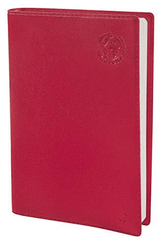 QUO VADIS 029062Q DIARIO SCOLASTICO Anno 2020-2021 TEXTAGENDA carta Riciclata lingua italiana Equology rosso 12x17 Giornaliera 13 MESI AGOSTO-AGOSTO