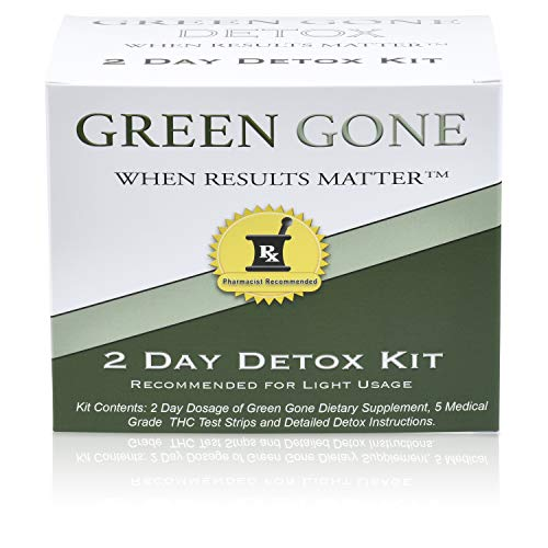 Green Gone Detox Permanent 2 Day Detox