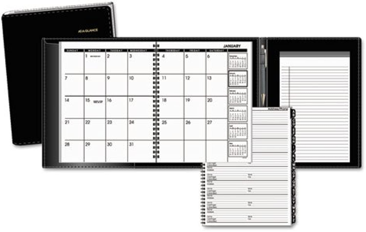 At-A-Glance Monthly Appointment Appointment Appointment Book Plus (AAG70120P05) by At-A-Glance B0141NGF5K | Verschiedene  a2cb24