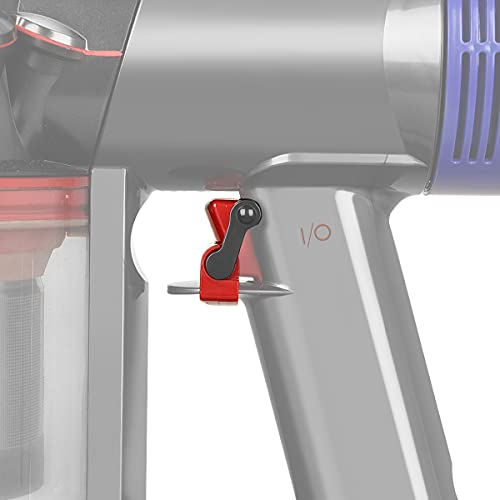 MoPei Bloqueo de gatillo para aspiradora Dyson V6 V7 V8 V10 V11 V15 Accesorios de Bloqueo de botón de Encendido