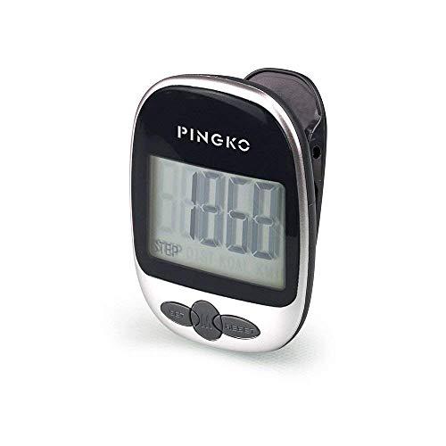 PINGKO Podómetro portátil con precisión para Correr en Pistas...