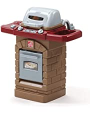 STEP2 FIXIN FUN OUTDOOR GRILL 831700 Kitchen Roleplay