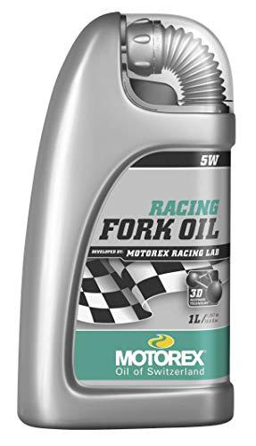 Motorex Racing - Aceite para horquilla (5 W, 1 litro)