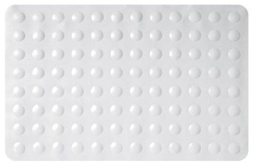 Gelco Design 707254 Tapis Anti-Dérapant Sweet Blanc 35 x 53 cm
