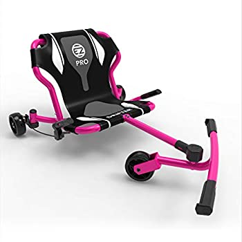 EzyRoller New Drifter Pro-X Ride on Toy for Kids or Adults Ages 10 and Older Up to 200 lbs - Pink
