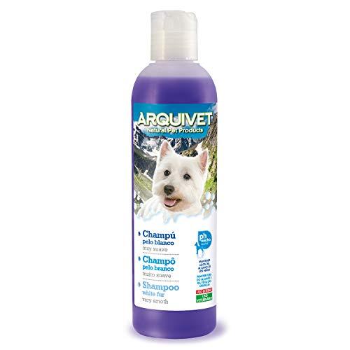 Arquivet Champú Perros Pelo Blanco - 250 ml