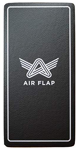 Air Flap Smartphone- & Tablet-Halterung, Freisprechfunktion, für Flug-, Kochen-, Schreibtischständer, universell für iPhone, Android & Kindle-Geräte