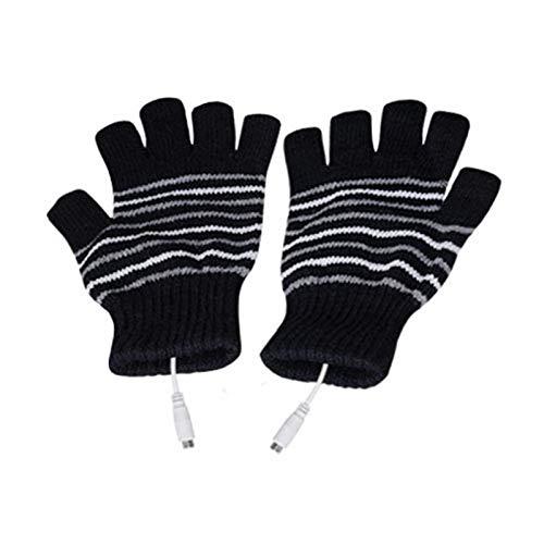 Hjd Gloves USB verwarmde handschoenen winter thermo-handwarmer elektrische verwarmingshandschoen winter handschoenen C