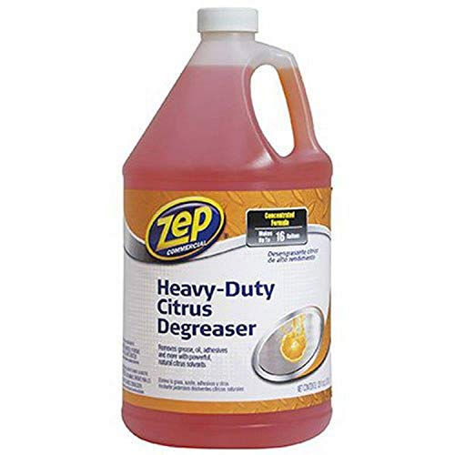 Enforcer ZUCIT128 128-Ounce Zep Heavy-Duty Citrus Degreaser Refill (packaging may vary)