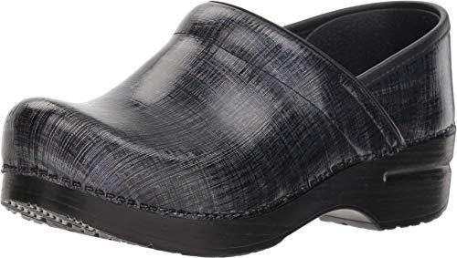 Dansko Women's Professional Linen Clog 11.5-12 M US
