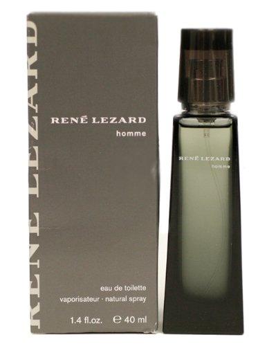 Rene Lezard Homme By Rene Lezard For Men. Eau De Toilette Spray 1.4 Oz. by Rene Lezard