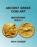 Ancient Greek Coin Art Macedonia Gold 1