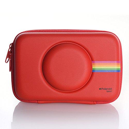 Polaroid - Custodia in Silicone per Fotocamera digitale Istantanea Snap & Snap Touch