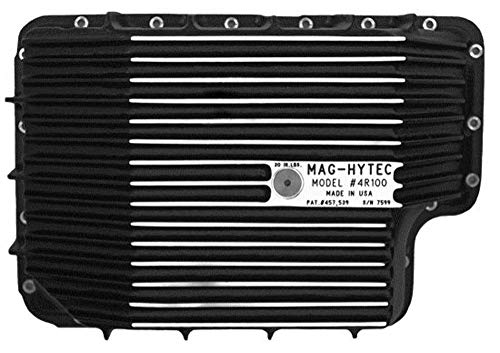 Mag-Hytec Transmission Pan 1990-Up Ford Truck, Van, Motorhome equipped with E4OD / 4R100