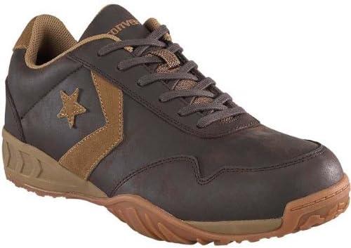 Converse Men's Brown Low Profile Euro Casual Oxford Shoes C1941