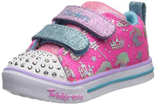 Skechers Kids' Sparkle Lite-sparkleland Sneaker