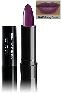 ORIFLAME Pure Colour Intense Lipstick - Pretty Purple - 2.5g