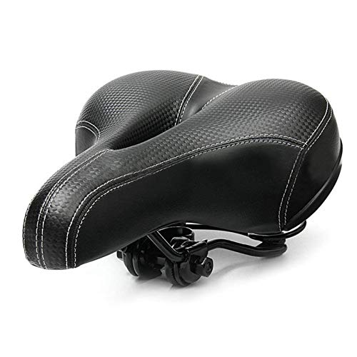 N-B Bicycle Seat Cushion Big Butt Saddle For Bicycle Riding Wide Soft Cushion For Road Mountain Bike Bicycle Comfort Cushion Bicycle Parts Bicycle Equipment