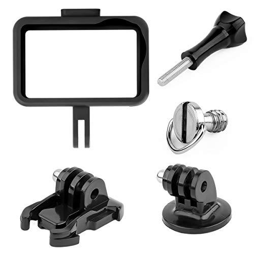 Yunnyp aluminium legering frame, camera aluminium legering bescherming frame beugel voor DJI OSMO actie camera