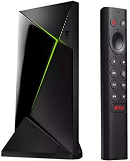 NVIDIA Shield TV Pro 4K HDR Streaming Media Player + Remote