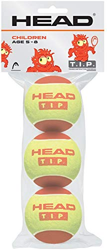 Head Pro-3 Ball Tip, Color Red, Unisex-Youth, Talla única