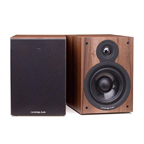 Cambridge Audio ケンブリッジ オーディオ SX50 ブックシェルフ スピーカー ペア SX50DW ウォールナット SX50DW