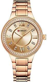 ساعة كورين نسائي 9004 برونزي
