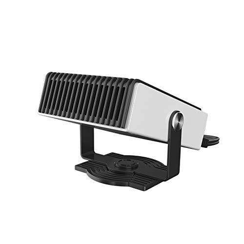 Riloer Auto Heizung, 12V 300W Air Cooler Fan Windschutzscheibe Demister Defroster 12V Elektrische Heizung Tragbare Auto Trockner Beheizt Gutes Geschenk