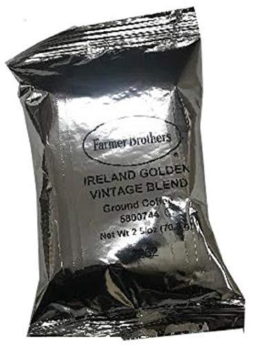 Ireland Gold Vintage Ground Coffee 96 2.5 Oz # 744