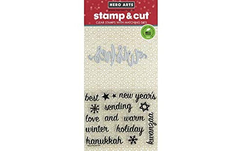 Hero Arts DC239 Stamp & Die Cut