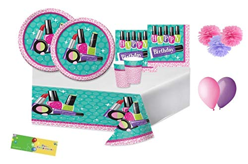 Creative Converting Kit n.49 Make Up Party Sparkle SPA