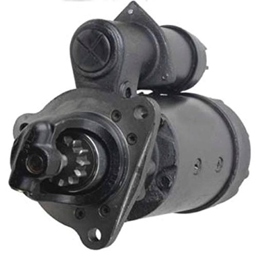 NEW 12V 12 TOOTH STARTER MOTOR COMPATIBLE WITH ALLIS CHALMERS TRACTOR 8070 6-426 DIESEL 268757 -  RAREELECTRICAL, 16627B1