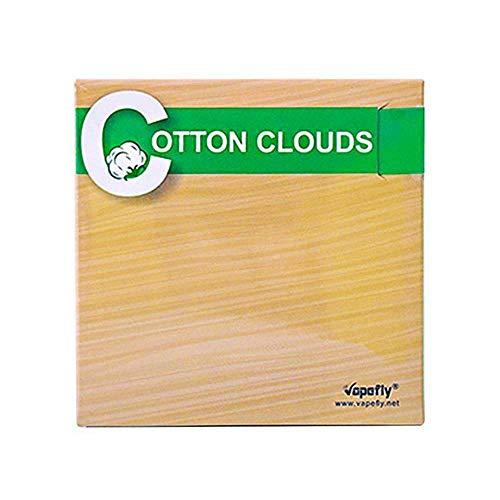 Preisvergleich Produktbild Vapefly Cotton Clouds Wickelwatte Strang 1.5 m